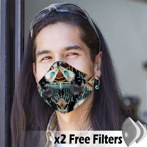 Activated Carbon Filter PM2.5 - Native Mask 40