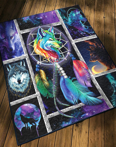 Feather Fly Quilt