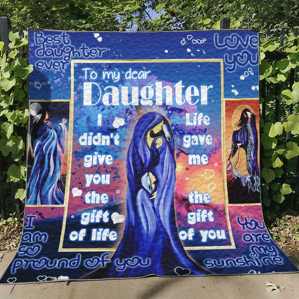 Dear Daughter Quilt