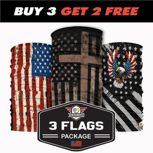 3-Flags Package 11