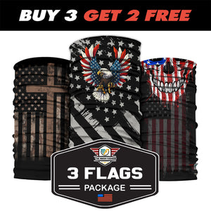 3-Flags Package 14