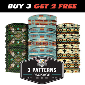 3-Pattern Package 62