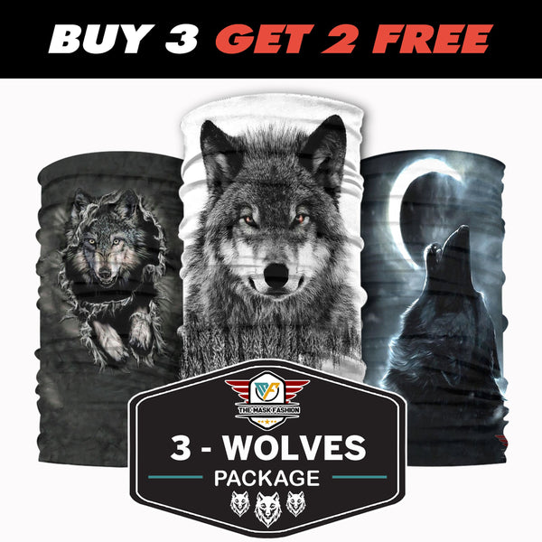 3-Wolf Package 10