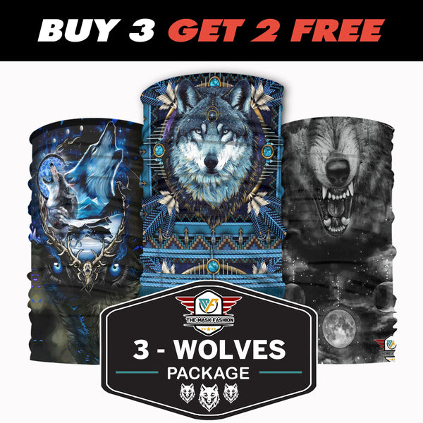 3-Wolf Package 16