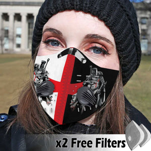 Activated Carbon Filter PM2.5 - Christian Mask 04