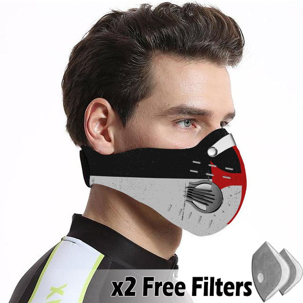 Christian Velcro Mask 024