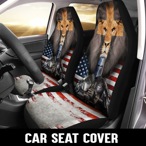 Christian Car Seat Cover 45