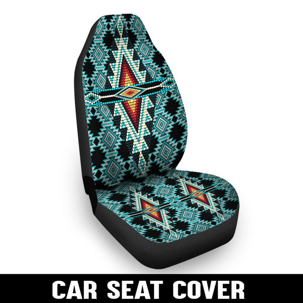 Native Car Seat Cover 47
