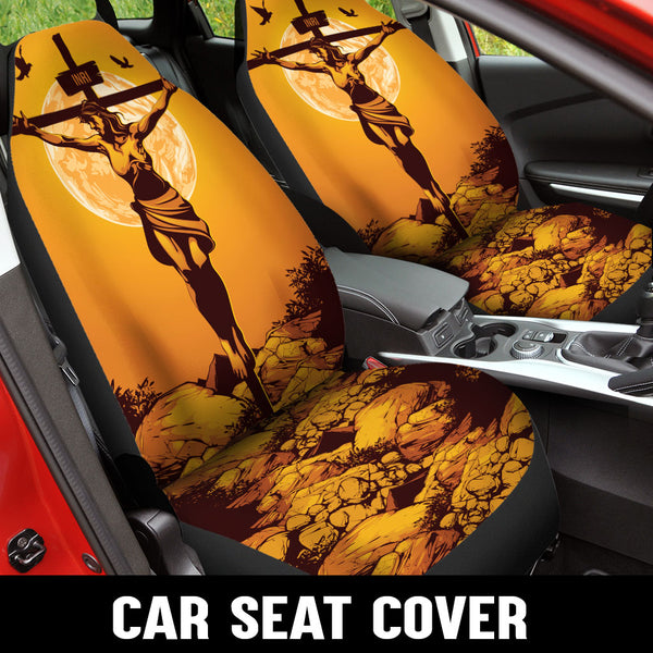 Christian Car Seat Cover 57