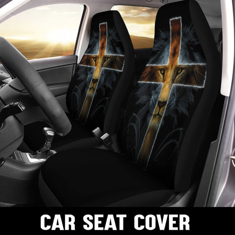 Christian Car Seat Cover 64