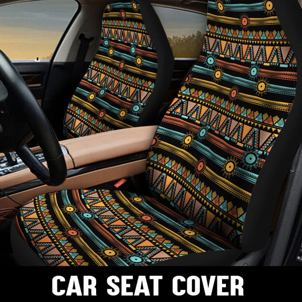 Native Car Seat Cover 65