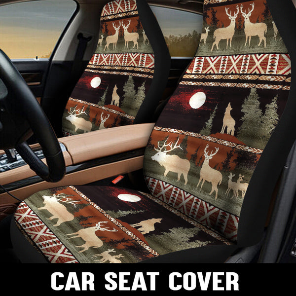 Native American Car Seat Cover 85