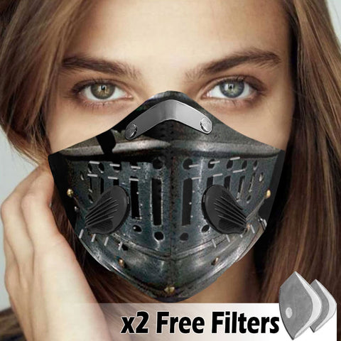 Activated Carbon Filter PM2.5 - Christian Mask 61