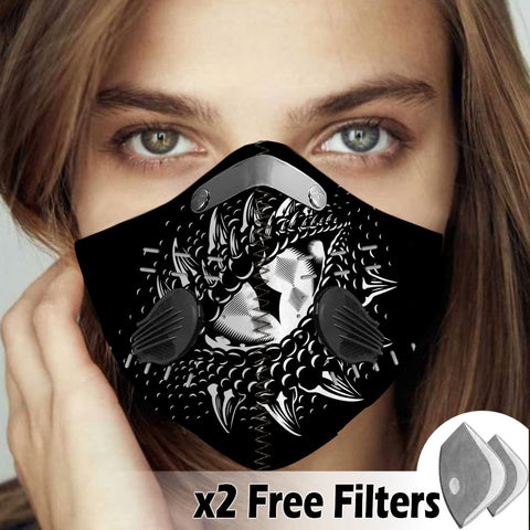 Activated Carbon Filter PM2.5 - Dragon Mask 50