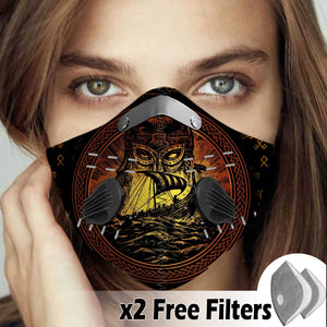Activated Carbon Filter PM2.5 - Viking Mask 80
