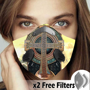 Activated Carbon Filter PM2.5 - Christian Mask 92
