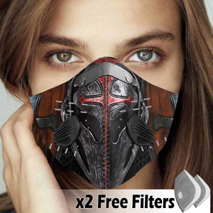 Activated Carbon Filter PM2.5 - Christian Mask 94