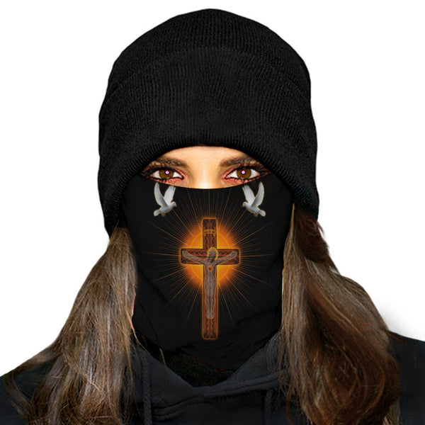 Christian Mask Bandana 68