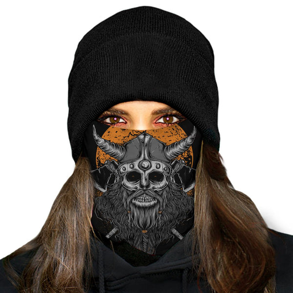 Viking Mask Bandana 15