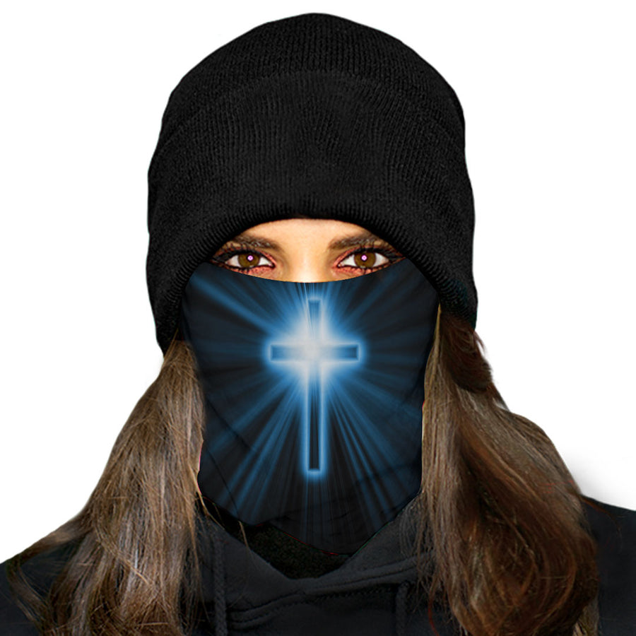 Christian Mask Bandana 07