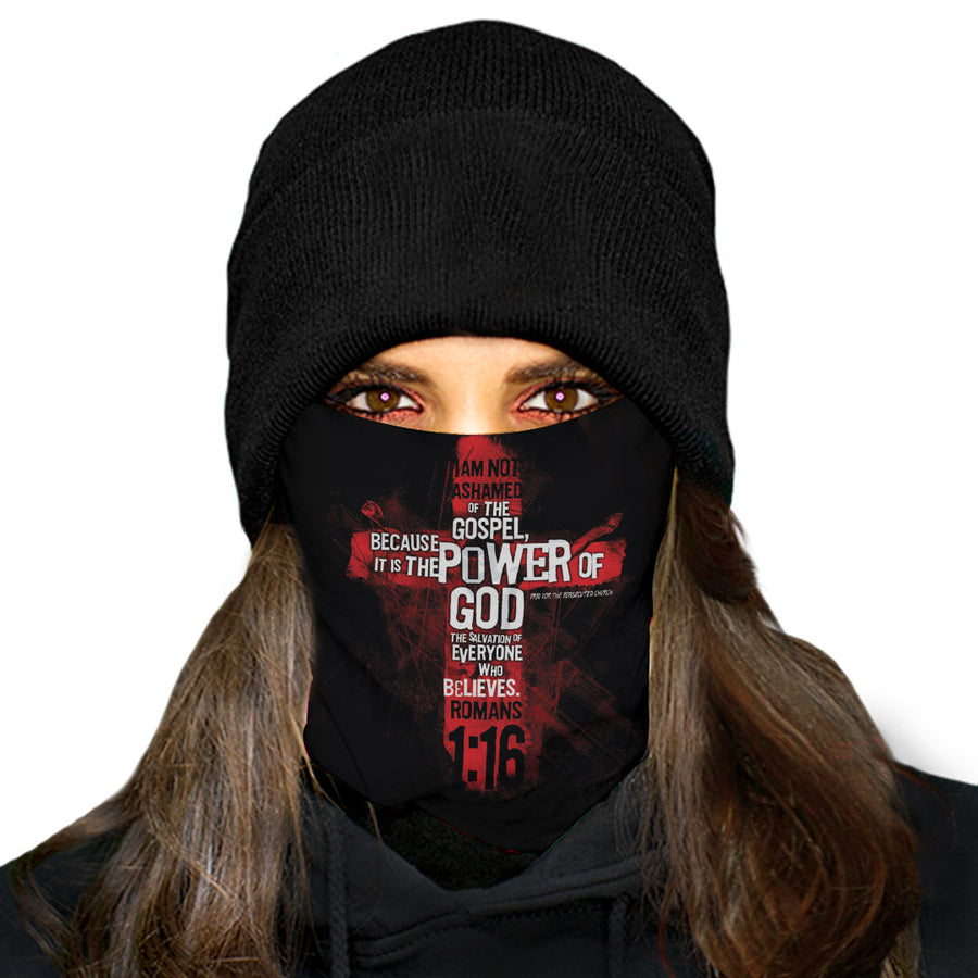 Christian Mask Bandana 16