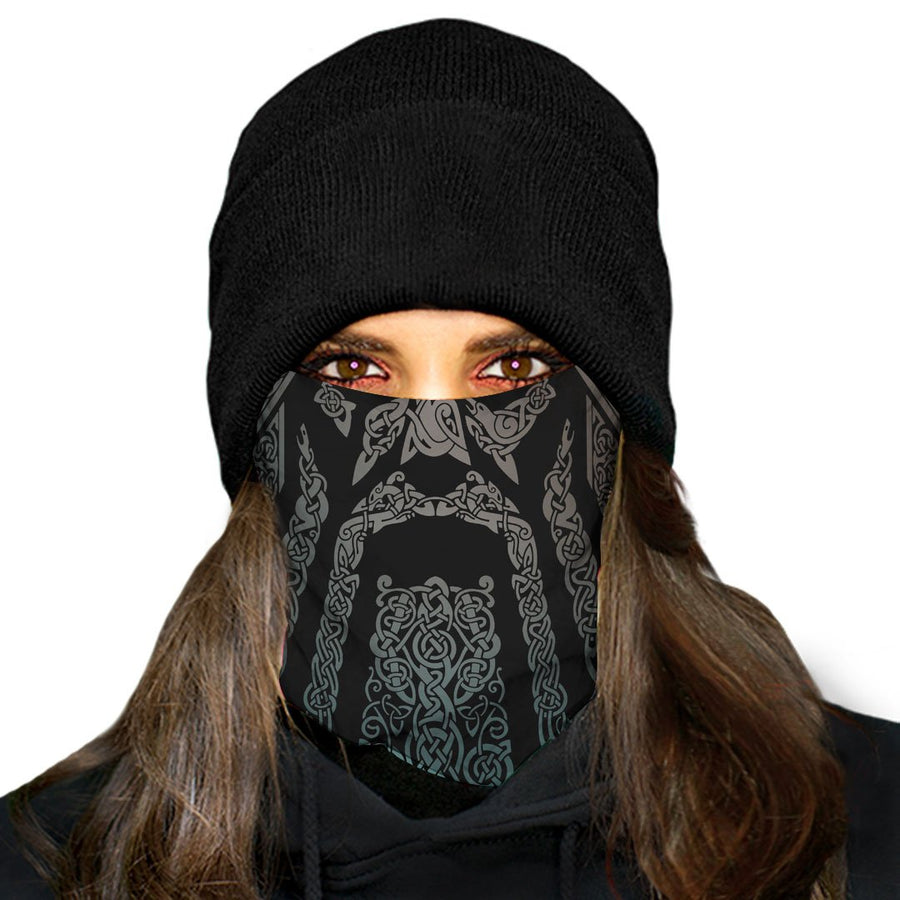 Viking Mask Bandana 17