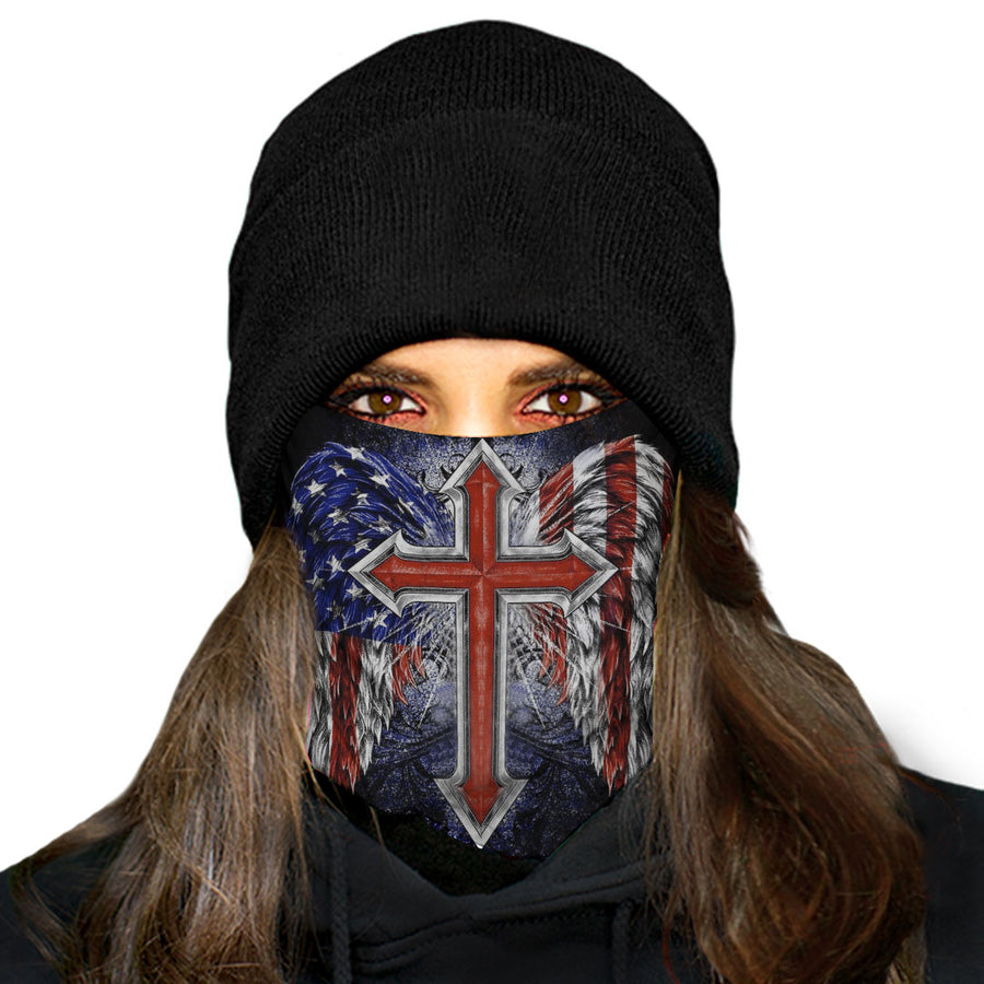 Christian Mask Bandana 09