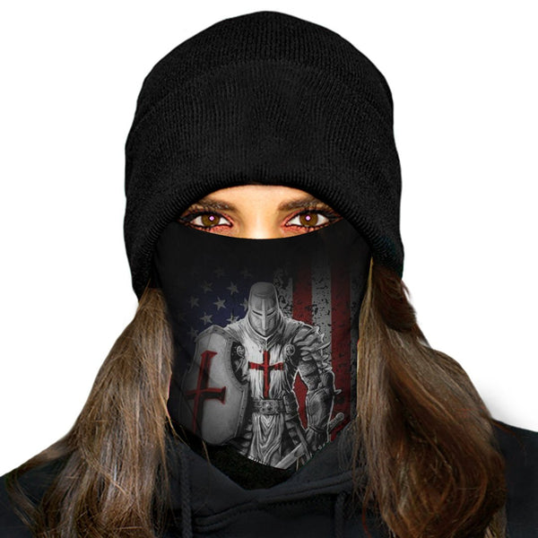 Christian Mask Bandana 51
