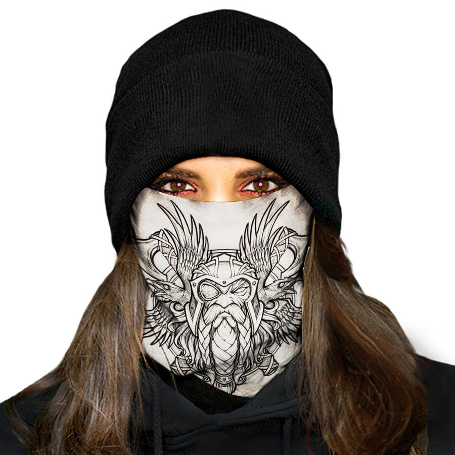 Viking Mask Bandana 21