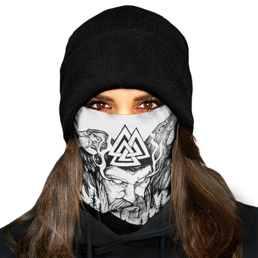 Viking Mask Bandana 09