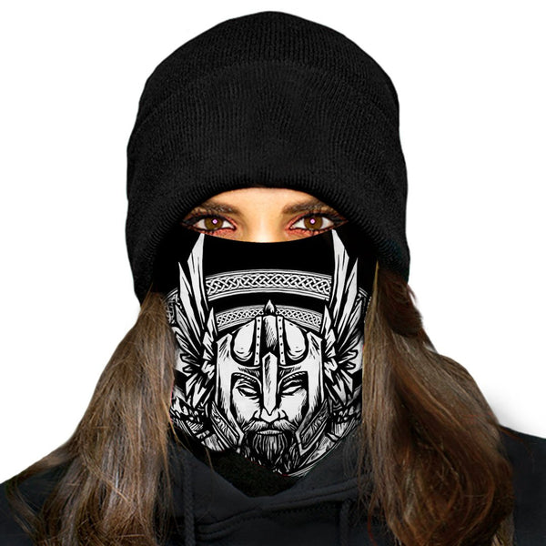 Viking Mask Bandana 19