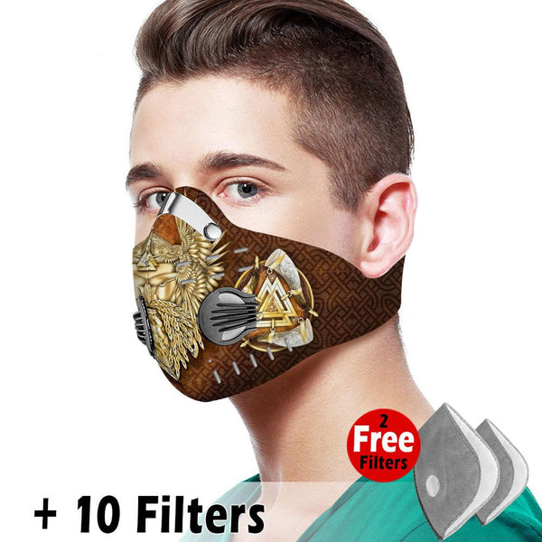 Activated Carbon Filter PM2.5 - Viking Mask 55