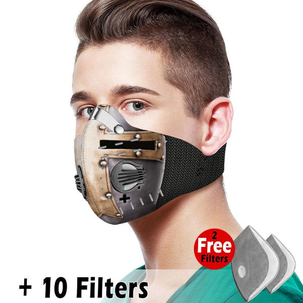 Activated Carbon Filter PM2.5 - Christian Mask 21