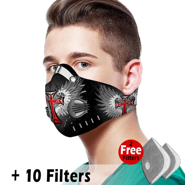 Christian Velcro Mask 032