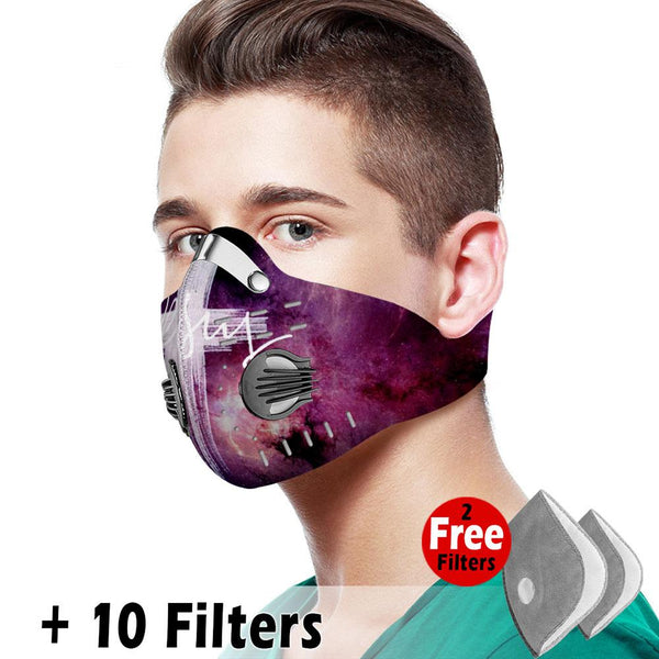 Christian Velcro Mask 029