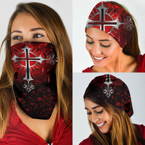 Christian Mask Bandana 08