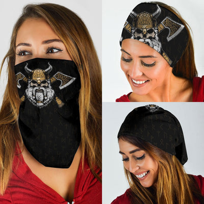 Viking Mask Bandana 06