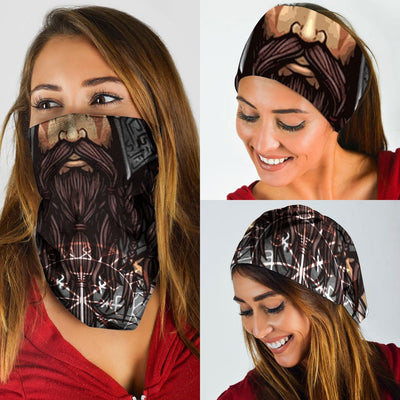 Viking Mask Bandana 14