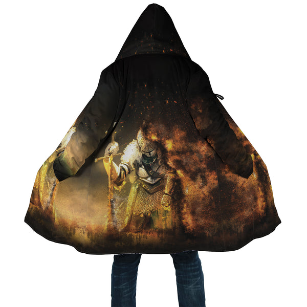 Firestorm Knight Cloak