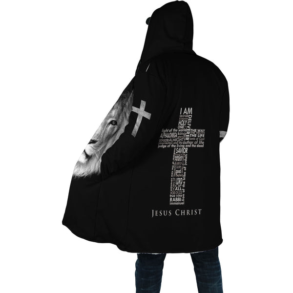 Black Coat Cross