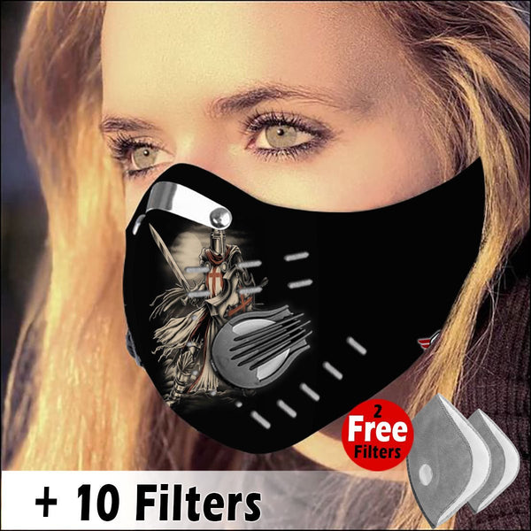 Activated Carbon Filter PM2.5 - Christian Mask 16