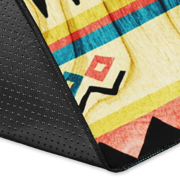 Black Triangle Motifs