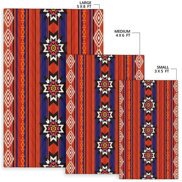 Native Stripe Pattern