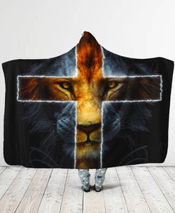 Black Cross Lion