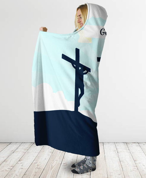 Cross Light Blue