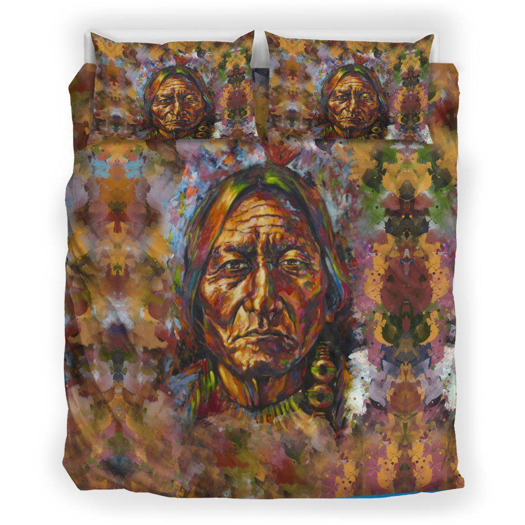 Native Chief Bed