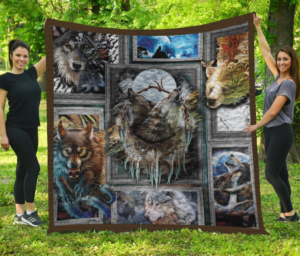 Wofl Quilt Variety