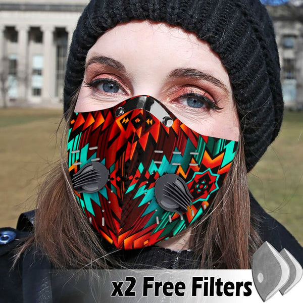 Activated Carbon Filter PM2.5 - Native Mask 45