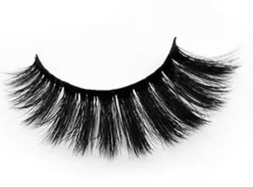 """Sugar Baby"" Mink Lashes"
