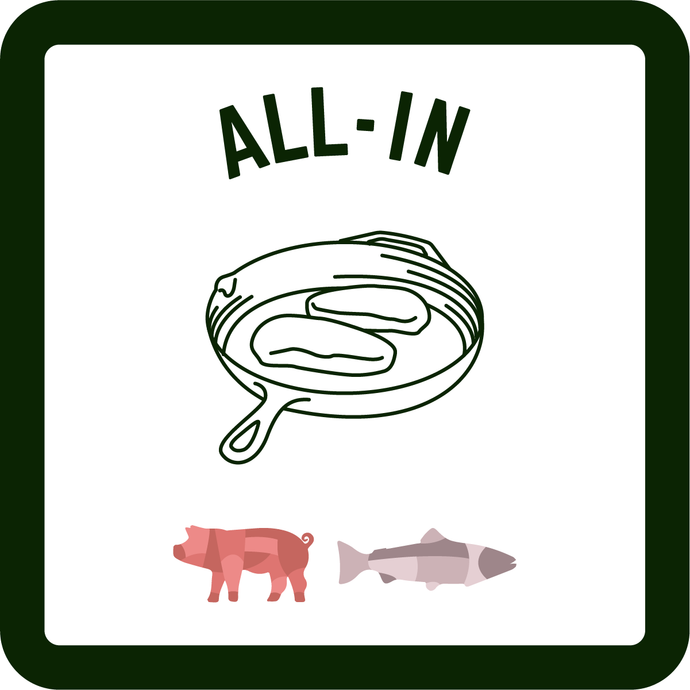 All-In - Pork & Seafood
